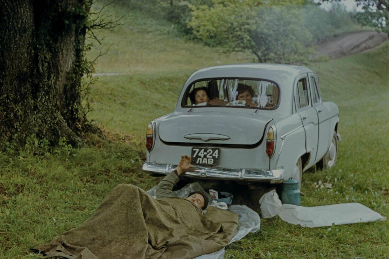 Andrejs Strokins. Fotogrāfija no sērijas LAV. 60.-80. gadi.